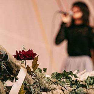 いわむロックフェスティバル2020配信風景 - Photo by 片桐悠太